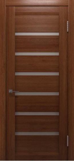 Двери межкомнатные Экю темный орех