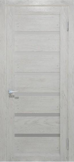Двери межкомнатные Экю белый дуб
