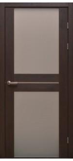Двери межкомнатные Triflex TR-1 венге