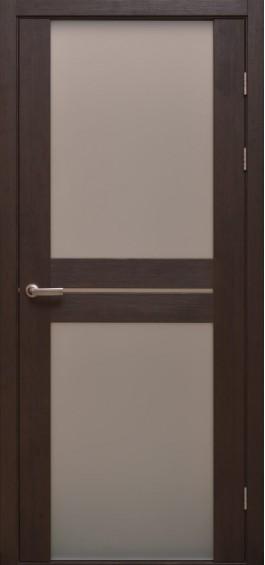 Двери межкомнатные Alegra AG-1 венге