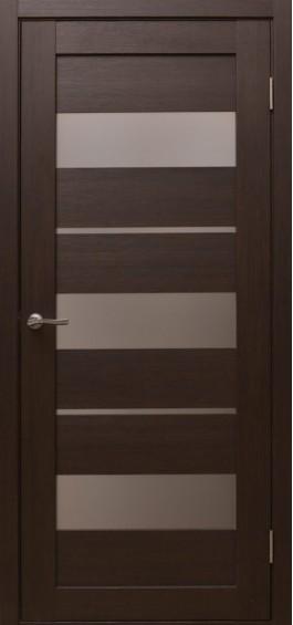 Двери межкомнатные Alegra AG-12 венге