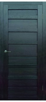 Двери межкомнатные Notte NT-3 венге