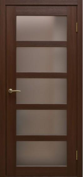 Двери межкомнатные Alegra AG-5 орех