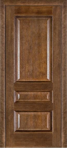 Межкомнатные  двери 53 Дуб браун