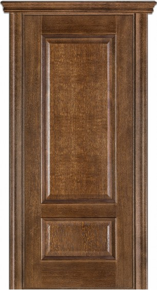 Межкомнатные  двери 52 Дуб браун