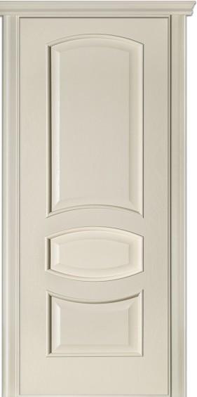 Межкомнатные  двери 50 Ясень крем