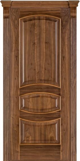 Межкомнатные  двери 50 Орех американский
