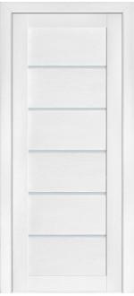 Двери межкомнатные Модель 137 Ясень белый