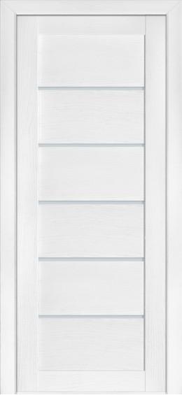 Межкомнатные  двери 137 Ясень белый