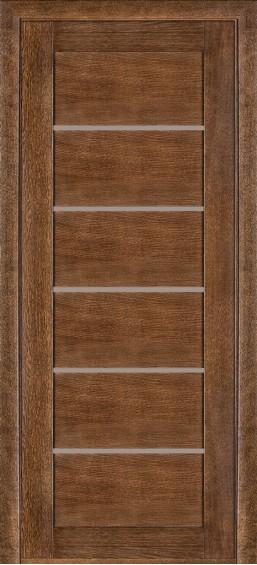 Межкомнатные  двери 137 Дуб браун