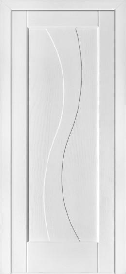 Межкомнатные  двери 202 Ясень белый