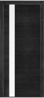 Двери межкомнатные Модель 21  Дуб Nero