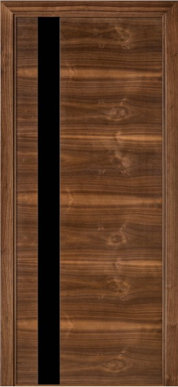 Межкомнатные  двери 21 Орех американский