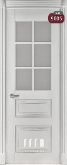 Межкомнатные двери Тессоро К2 решетка Трио