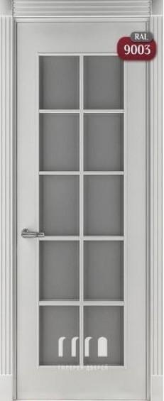 Межкомнатные двери Тессоро Соло решетка