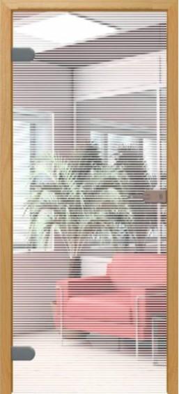 Двери межкомнатные Гласфорд 5