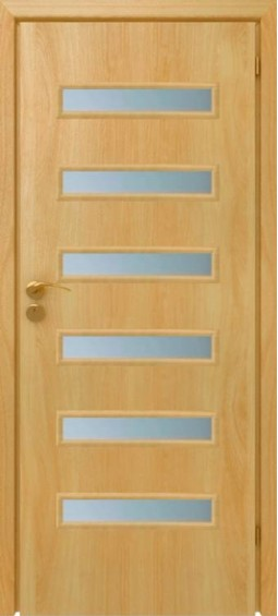 Двери межкомнатные Идея 6.6
