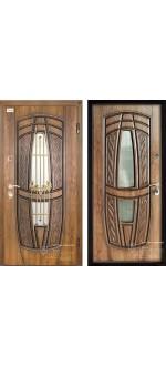 Входные двери Classic 209 + ковка