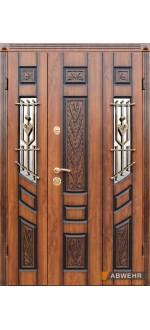 Входные двери Agnia 128+ ковка